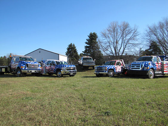 Eau Claire WI Towing & Recovery